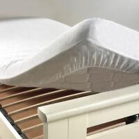 Matrazenschoner  Inkontinenz Auflage Molton 140 x 190 cm Bett Fleece Baumwolle
