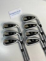 Ping G400 Iron Set 6-PW + UW + SW CFS Regular flex shaft