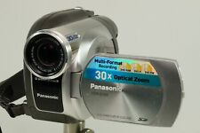 Panasonic VDR-D150 Camcorder - Silver. New Battery & Charger. VGWO