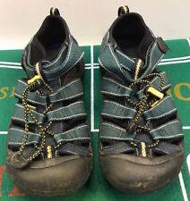 Keen Waterproof Hiking Swimming Shoes Sandals Blue Women's Size 5 US 38 EU