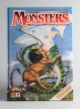 Runequest Monsters Third Edition RPG Games Workshop Chaosium 1987 Near Mint