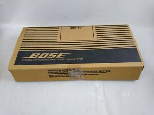 Bose AWACG2 Gray pedestal for acoustic wave stereo system 023586 G