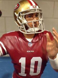 "Danbury Mint  -  San Francisco 49ers Jimmy Grappolo  /   ""Brand New"""