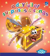 Childrens Singalong ~ A Day Of Surprises And Songs  NEW CD PRE SCHOOL,KIDS ETC.