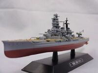 Eaglemoss 1/1100 Kongo 金剛 Battleship Warships Japanese Diecast Mini WS5