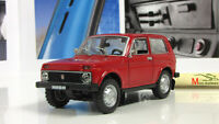 "Scale car 1:43, VAZ-2121 ""Niva"", autolegends of USSR"