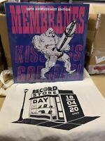 Membranes LP Kiss Ass Godhead RSD 2020 30TH Anniversary Edition