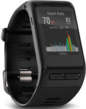 Garmin Vivoactive HR Monitor GPS Multi Sport Black Regular Smartwatch