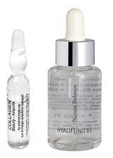 SET 15x Collagen Ampullen á 2ml + 30ml HYALIFTING B5 Hyaluron Hyaluronsäure