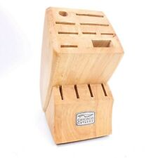 Replacement Chicago CutleryWood Block (for 13-Piece Stainless Steel Knives)
