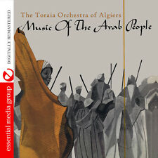 Music Of The Arab People - Toraia Orchestra Of Algiers (2014, CD NEU)
