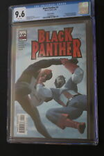 BLACK PANTHER #1-B Limited VARIANT 2005 1st Cannibal & Reese 4 x Movies NM+ 9.6