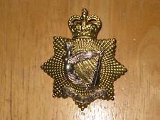 QC Canadian Cap Badge Irish Regiment of Canada nice