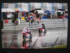 Photo Bossini Sterilgarda Racing Aprilia 125 2002 #33 S. Bianco (ITA) TT Assen