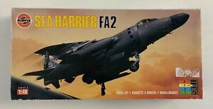 AIRFIX 1/48 SEA HARRIER FA2