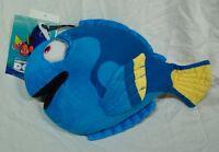 "Disney Finding Nemo NICE SOFT DORY 12"" Plush STUFFED ANIMAL Toy NEW w/ TAG"