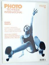 (PRL) PHOTO TECHNIQUE INTERNATIONAL 4/98 1998 B20186F ROLLEI N.Y. NEW YORK LOWER