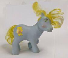 Vintage G1 Magic Message My Little Pony Cuddles MLP