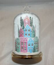 Bath & Body Works Wallflowers Plug Fragrance Night Light Holiday Village Cloche
