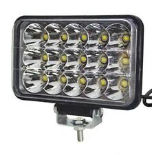 12V 75W Motorcycle ATV Scooter Moped Boat Spot Light Waterproof LED Head light