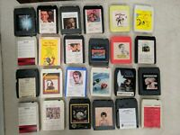 LOT 24 Track Tapes RCA Victor Stereo 8 Sound of Music