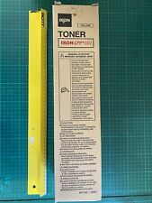 IKON/Konica Minolta CPP 500 CPP-500 02SH Yellow Toner