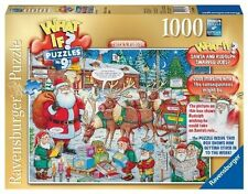 Ravensburger What If? Santa and Rudolph Christmas 1000pc Puzzle