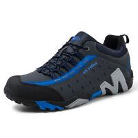 Outdoor Mountain Climbing Hiking Shoes Men's Trekking Shoes Non-slip Waterproof