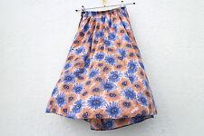 Grunge Viscose/Rayon Vintage Skirts for Women