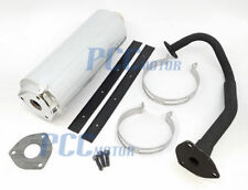 New Chinese Scooter Moped 125cc 150cc GY6 Jonway Sunny Exhaust Muffler H EX25