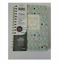 Mead BABY JOURNAL Llama Design 120 Sheets *NEW*