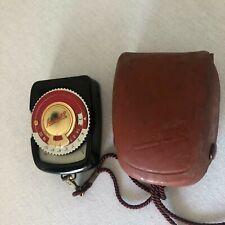 Vintage Universal Exponometer Light Meter LENINGRAD 2