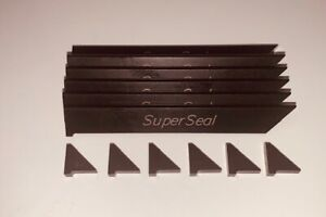 Super Seal 12A, 3mm Apex Seals for Mazda RX-7 1979-1985 (For 12A Engines)