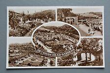 R&L Postcard: Valentines, Heysham Head Gardens Multiview