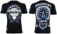 American Fighter Short Sleeve T-Shirt Mens BROCKPORT Black S-3XL $40 NWT