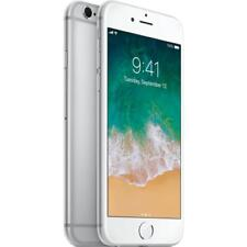 Apple iPhone 6s - 64GB - Silver (Factory GSM Unlocked; AT&T / T-Mobile)