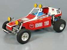 Vintage R/C 1/10 Tamiya Rough Rider Buggy Champ Roller with Aluminum Upgrade