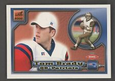 2000 Pacific Aurora #84 Tom Brady New England Patriots RC Rookie