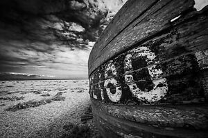 Fishing Boat Detail, Dungeness - Dirk Seyfried Photography