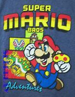 Super Mario Bros Size Medium T-shirt