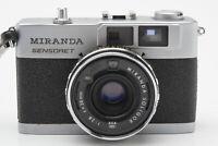 Miranda Sensoret Sucherkamera Kamera Kleinbildkamera - Soligor 2.8 38mm Optik