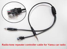 Radio-tone Repeater Cable adaptor for Yaesu Mobile