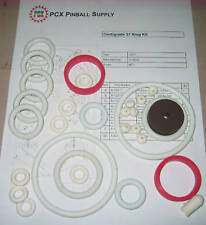 1977 Gottlieb Centigrade 37 Pinball Rubber Ring Kit