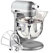 KitchenAid rKP26M1Xcs Professional 600 Stand Mixer 6 quart 10 speed Power SILVER