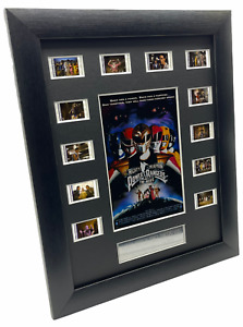 Mighty Morphin Power Rangers: The Movie filmcell (with Lightbox upgrade option)