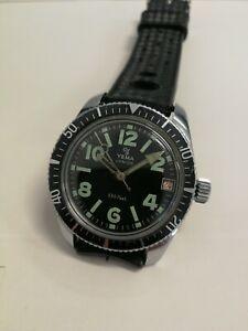 Yema 330 vintage diver watch
