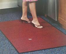 TOUGH RIB POLYPROPYLENE INDOOR/OUTDOOR FLOOR MAT 2'x10'