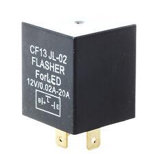3 Pin Auto-LED-Blink Blinkrelais fuer Blinker P5E4 O7F5