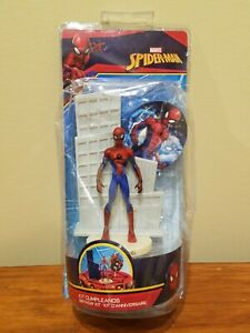 Marvel Spider-Man Birthday Kit 3pcs Cake Topper deKora
