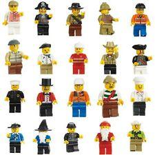 20pc Assortment Style of Lego Mini Figures